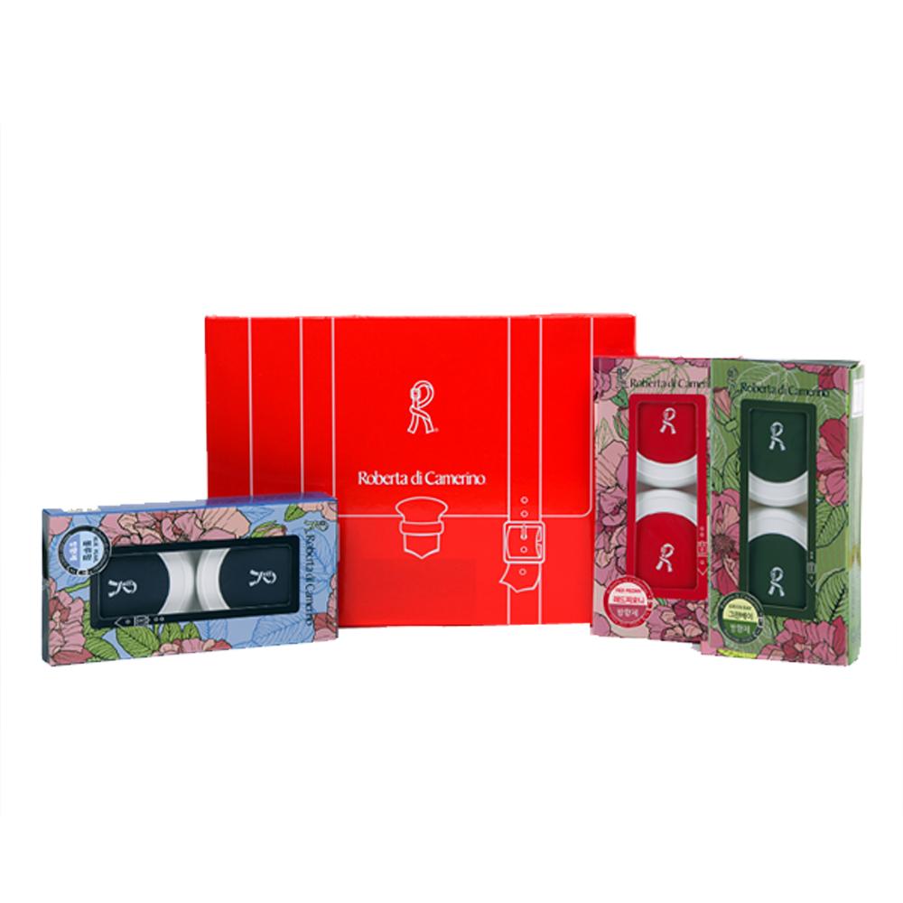 로베르타 디까메리노  겔 방향제 6P 선물세트